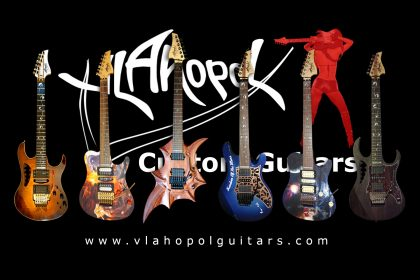 Permalink to: Vlahopol Custom Guitars